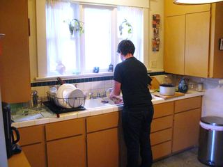 Ryan old kitchen