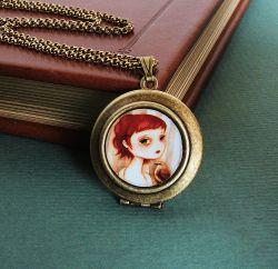 Locket sparrows book