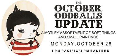 Oddball banner