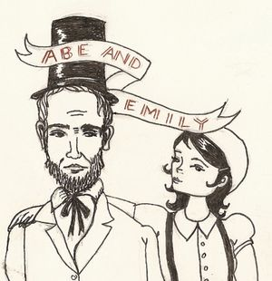 Abe and emily