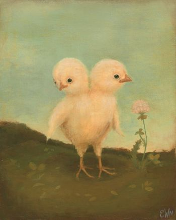 Chicks low