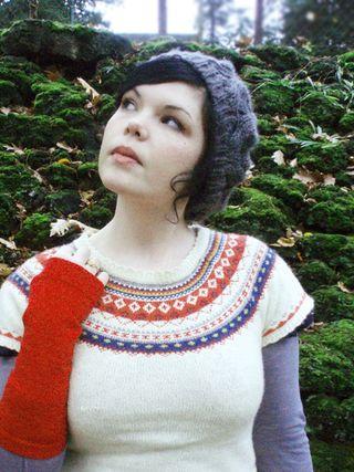 Some Girls Wander: Fair-isle & Moss