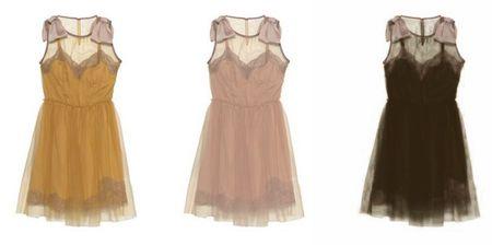 Rodarte dresses