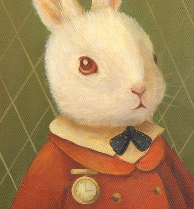 White rabbit lo2