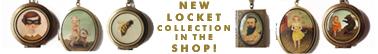 Lockets in shop