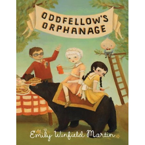 Oddfellow's cover