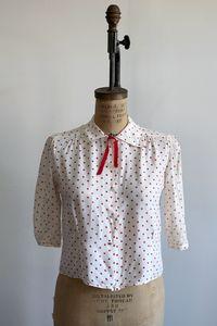 Lawrence Dot dress
