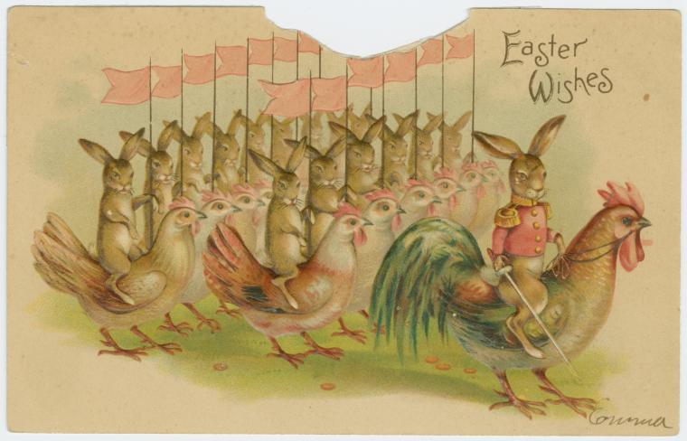 Easter-brigade