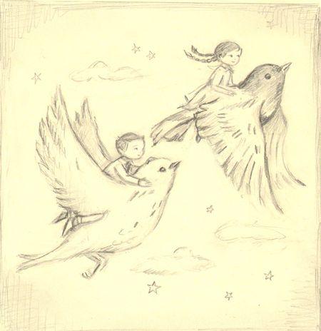 Bird Kids Portrait3