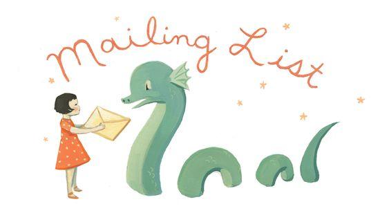 Mailing list w o text low